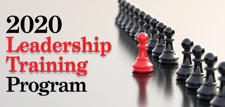 2020 Leadership Training Program