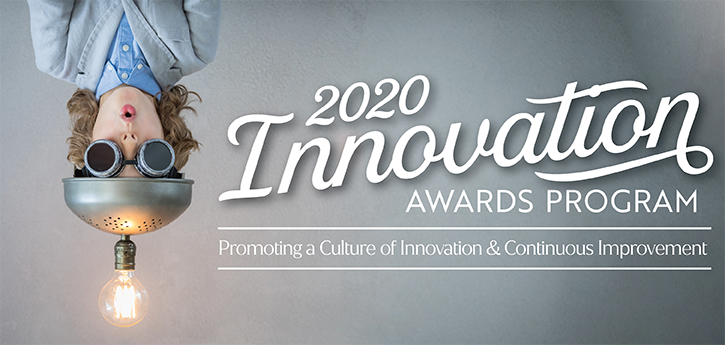 Ganadores del Premio a la Innovación 2020