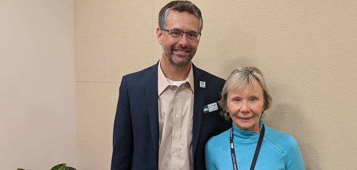 Larimer County Welcomes New Medical Director