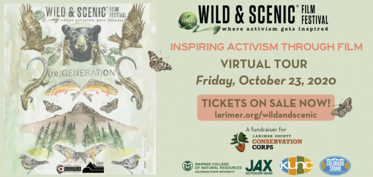 Larimer County Conservation Corps Wild and Scenic Film Festival