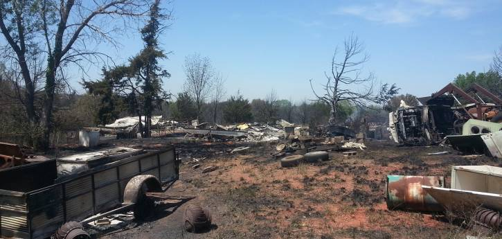 Larimer County Cameron Peak Fire property damage assessment report released
