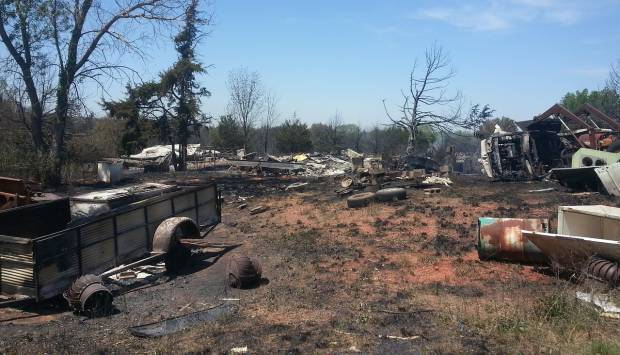 Property tax relief for Cameron Peak Fire Victims