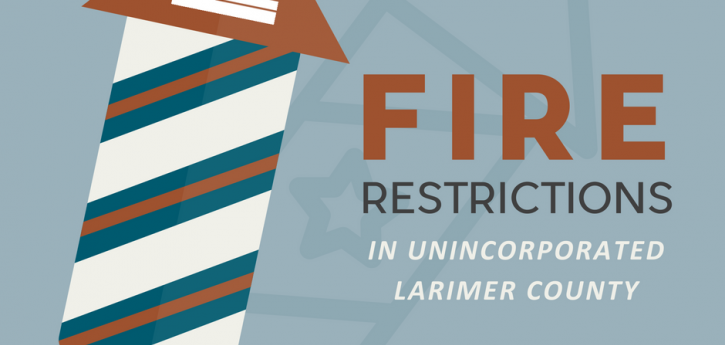 Fire Restrictions in Unincorporated Larimer County