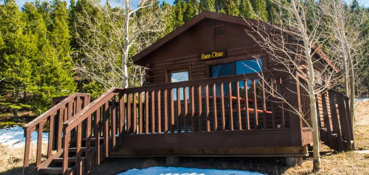 Larimer County Puts Two Camper Cabins Up for Auction