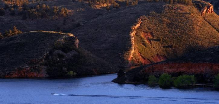 Select Boat Ramps Open April 1 at Horsetooth Reservoir, Carter Lake