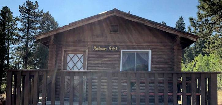 Larimer County offers two cabins for sale via auction
