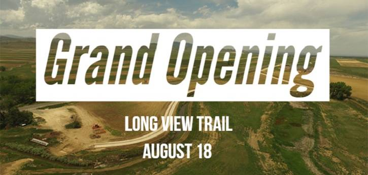 Long View Trail Grand Opening