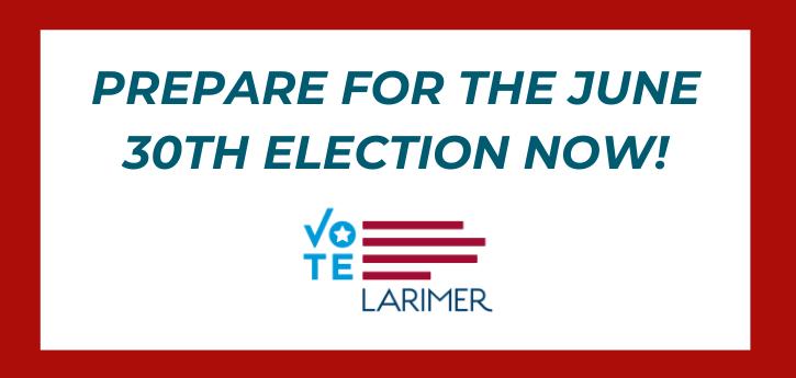 Prepárese para las elecciones del 30 de junio ahora