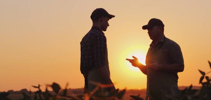Harvest Farm Uses Grant Funding for Peer Leader Program
