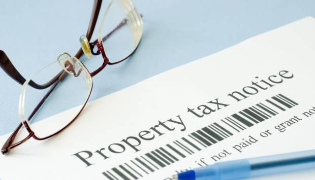 First half property tax deadline reminder