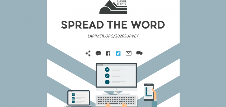 Larimer County residents are invited to voice their views online Oct. 12 to Nov. 13