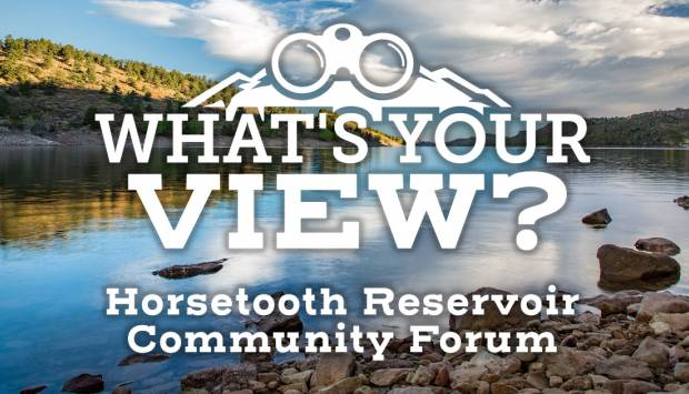 Horsetooth Reservoir Community Forum scheduled for May 20