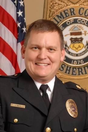 Sheriff Justin Smith