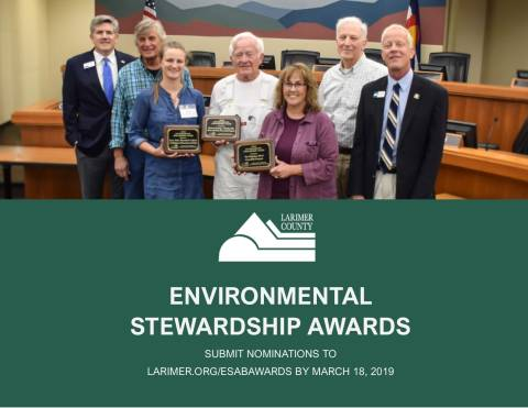 Environmental Stewardship Awards