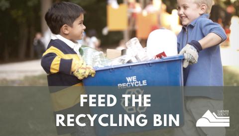 Alimenta la papelera de reciclaje