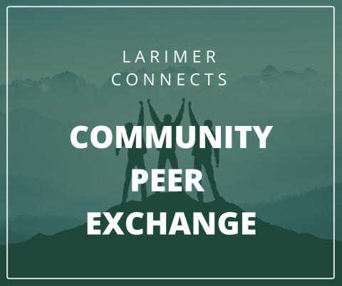 Larimer Connects Community Peer Exchange