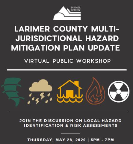 Actualización del plan de mitigación de riesgos de jurisdicción múltiple Taller público virtual