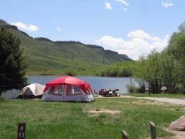 Flatiron Campground