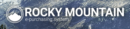 Rocky Mountain E-Purchasing System