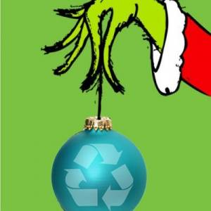 Grinch for recycling
