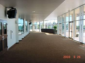 Interior View of Main Voting Area