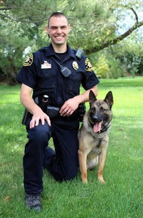 Deputy Mike Gurwin & Taz