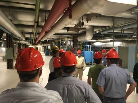 Rawhide Power Plant Tour