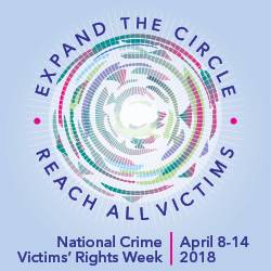 national crime victims rights week 2018