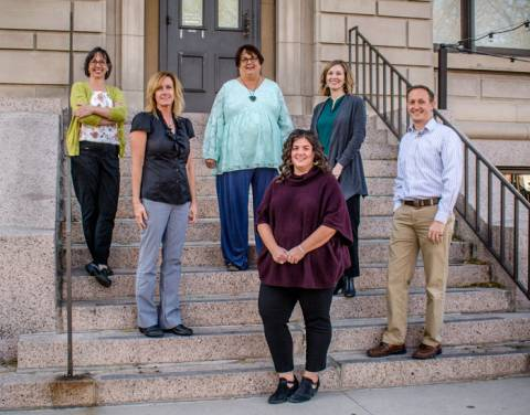 Career Transition and Training Team