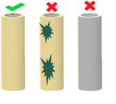 Battery wrap