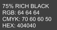 brand black