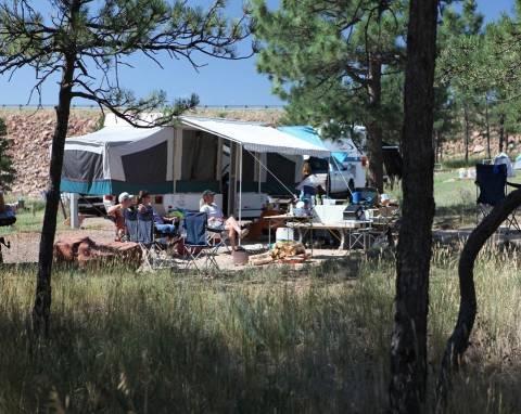 Nepa camping