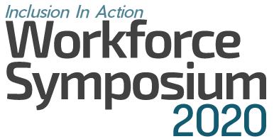 Worforce Symposium 2020: Inclusion In Action (logo)