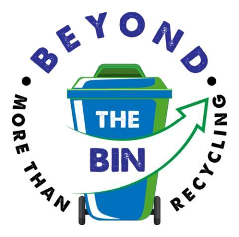 Beyond the bin graphic