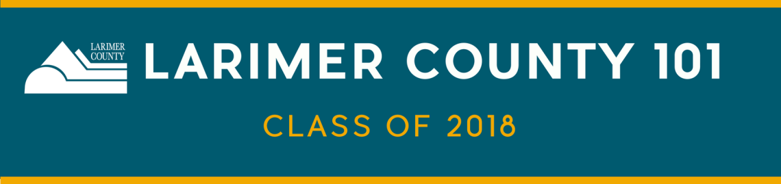 Larimer County 101 Class of 2018