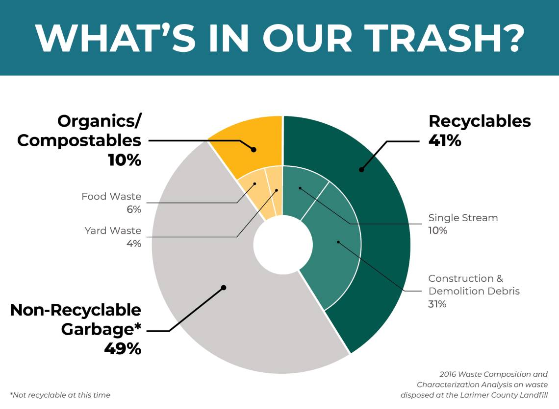 What's in our Trash
