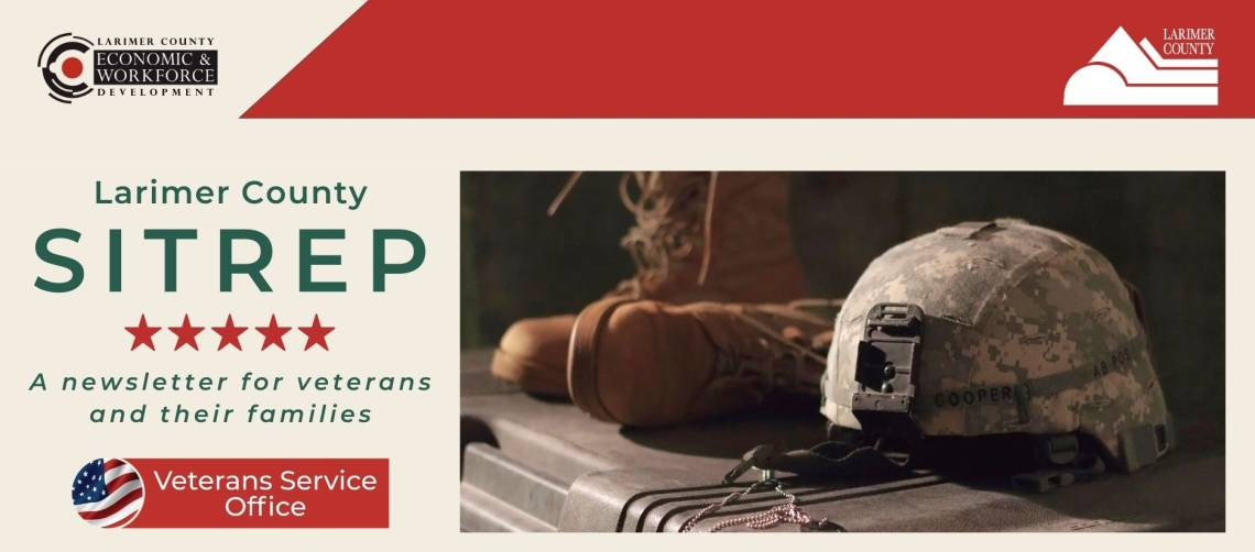 SITREP Newsletter for Veterans and Their Families