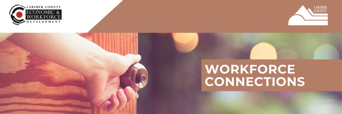 Workforce Connections Newsletter Header
