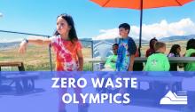 Zero waste olympics