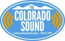 Final del logotipo de Colorado Sound