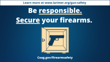 2 safe gun storage facebook and twitter