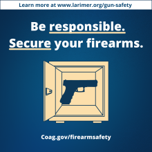 2 safe gun storage instagram