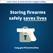 3 safe gun storage instagram