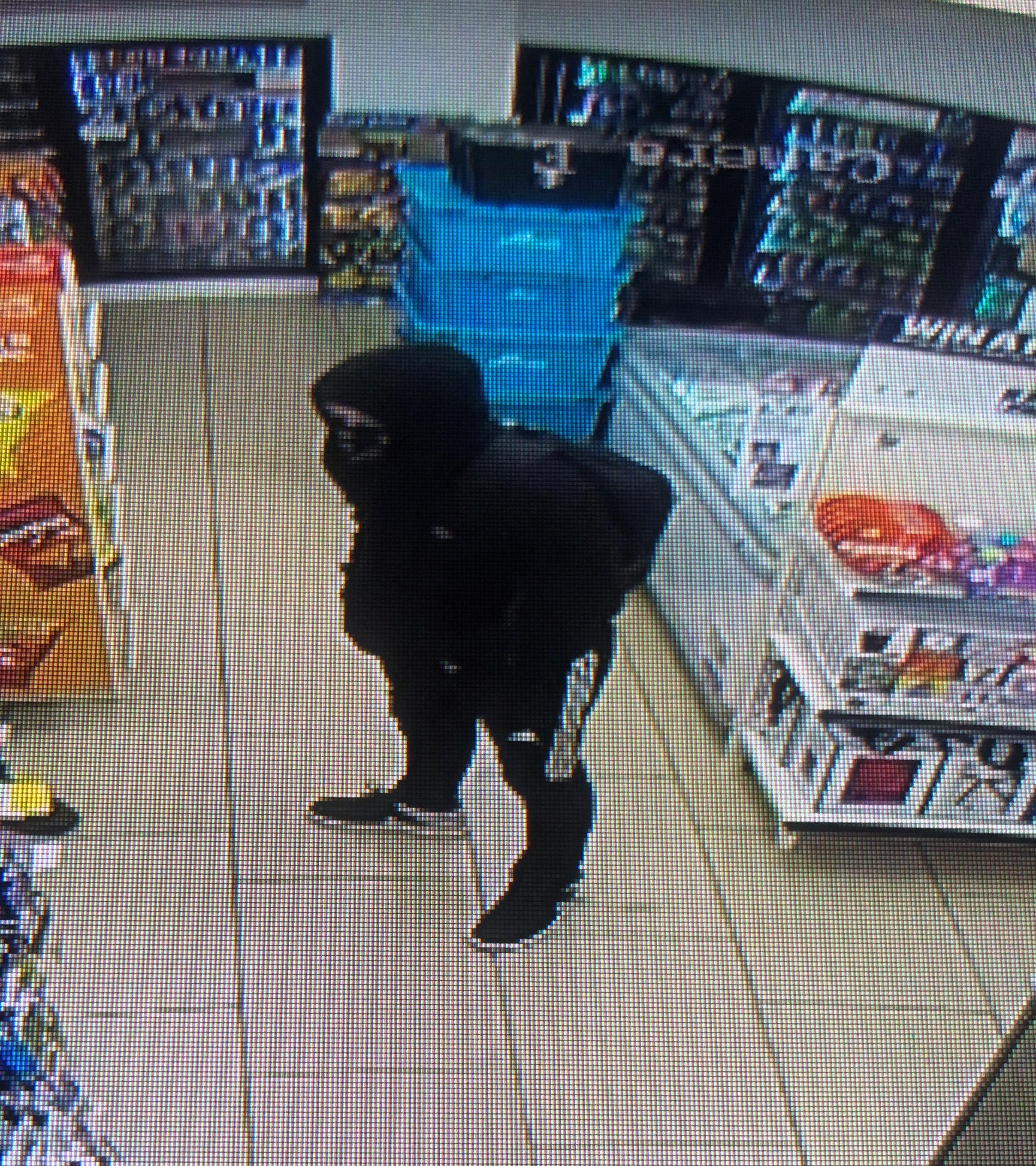 Image 1: Robbery Suspect