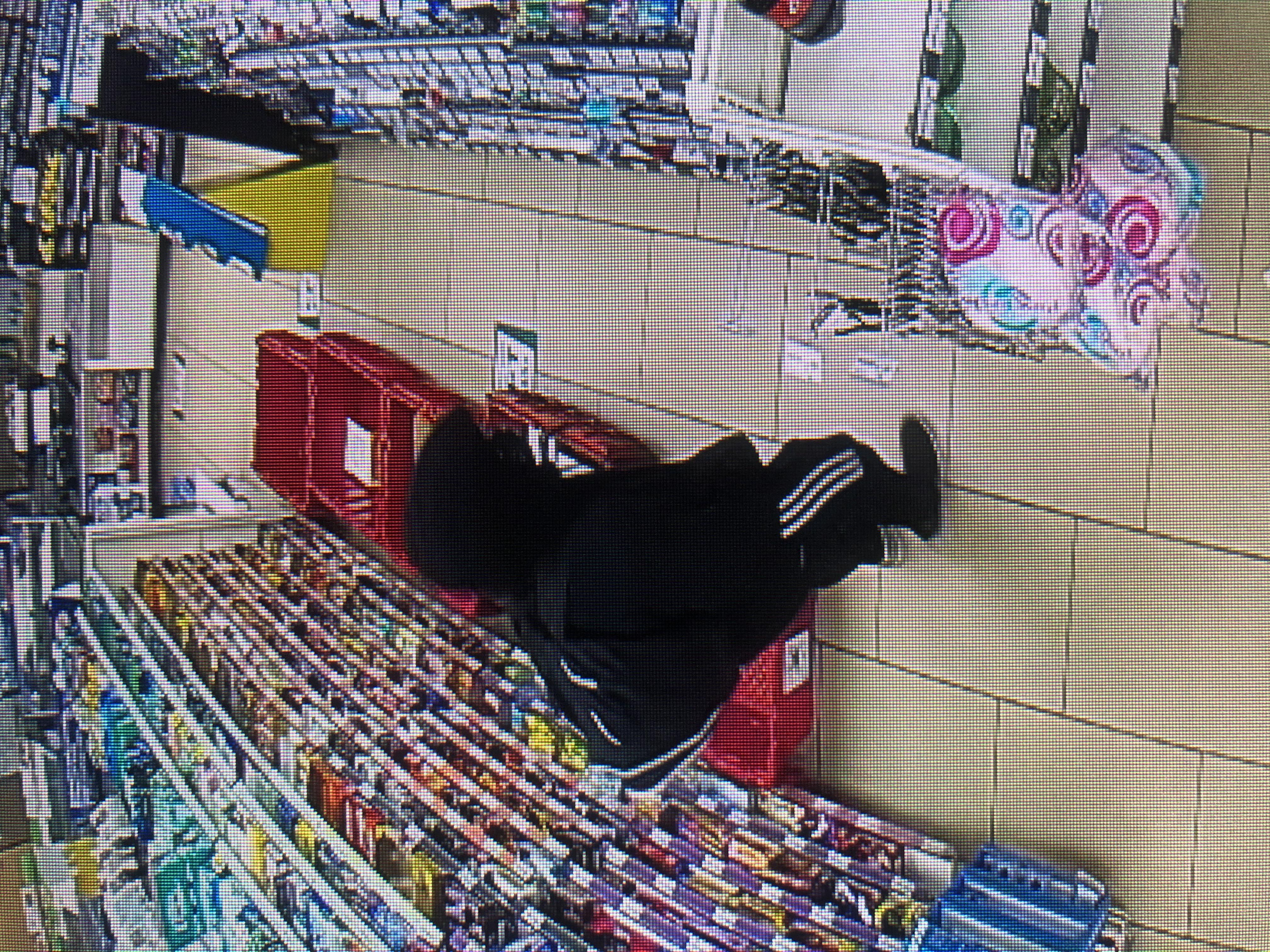 Image 2: Robbery Suspect