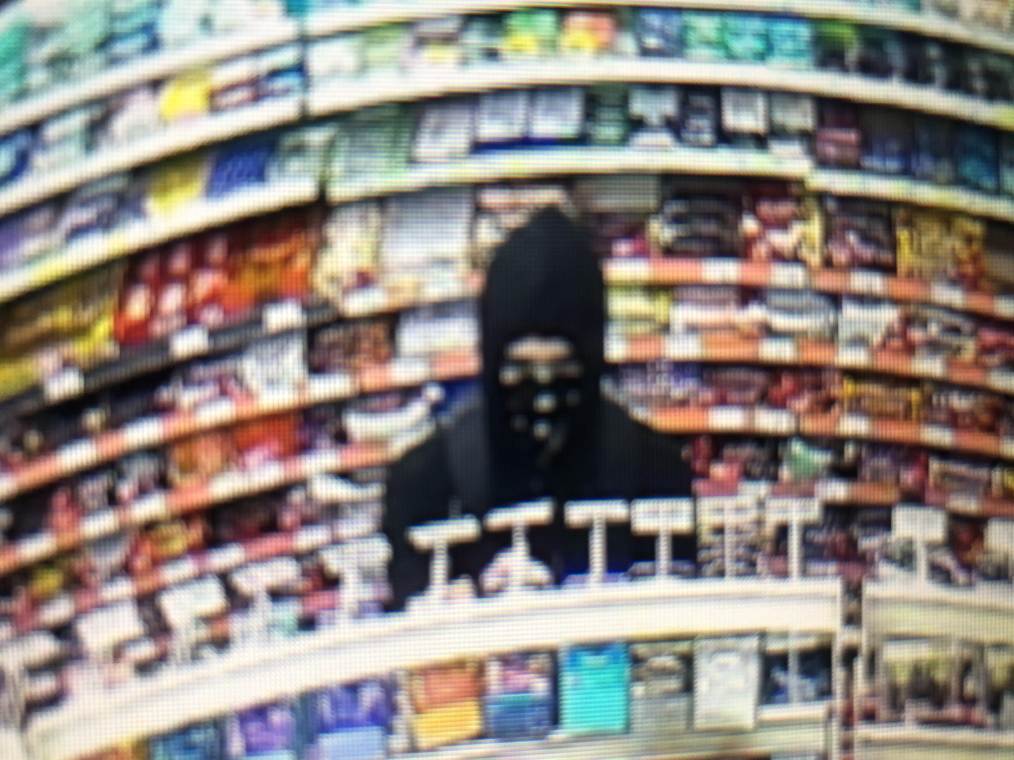 Image 4: Robbery Suspect