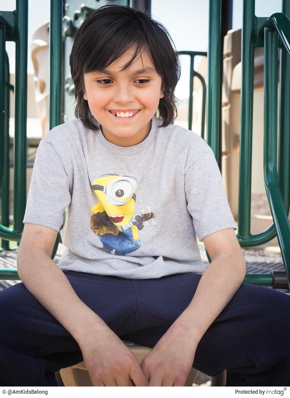 Image 5: Jarrett, age 13