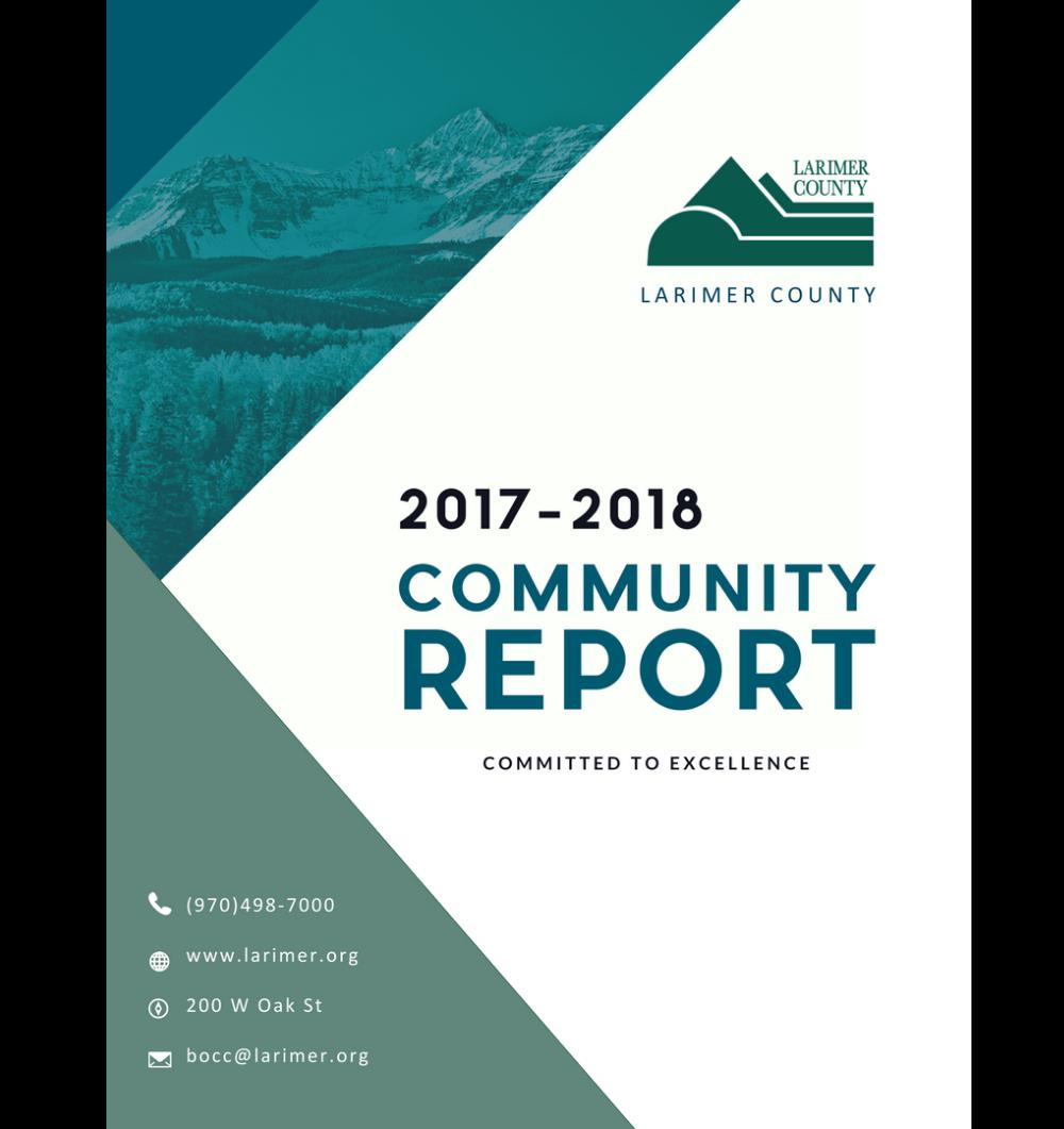 Enlace del Informe de la comunidad 2017-2018