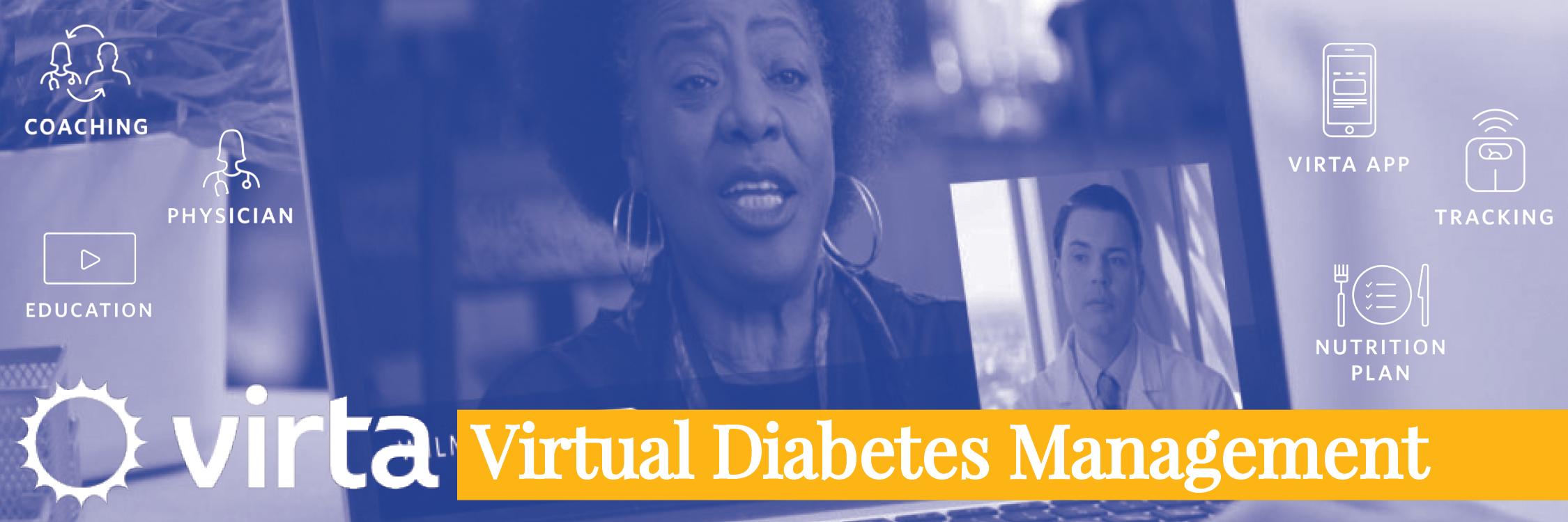Image 2: Virta - Virtual Diabetes Management
