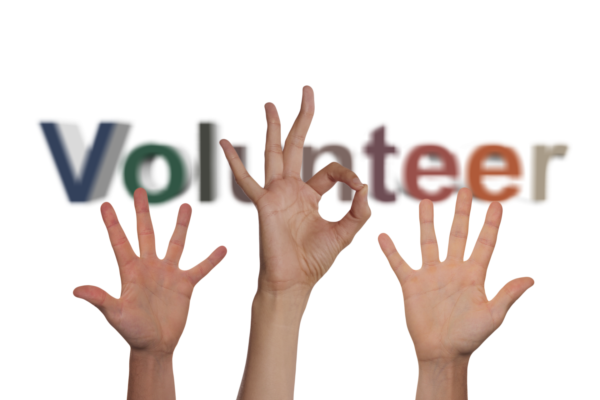 Medical & non-medical volunteers for other sites or activties link